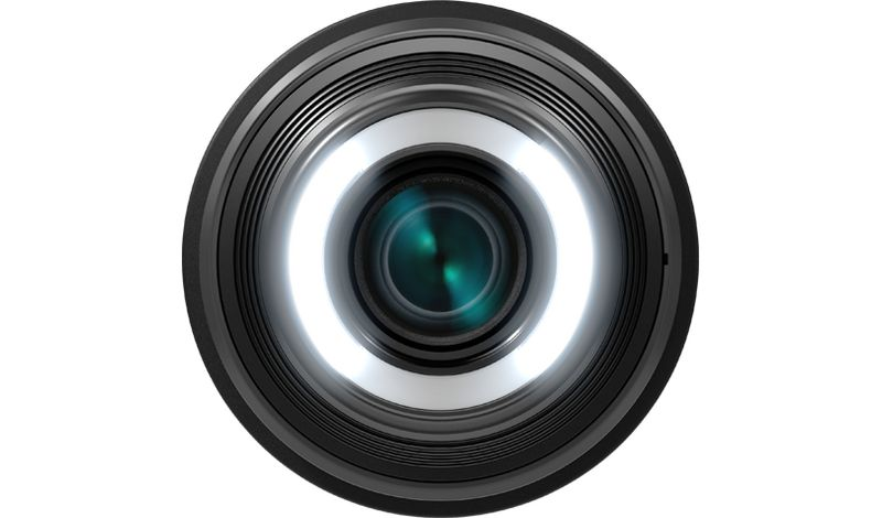 A Photo of a camera lense